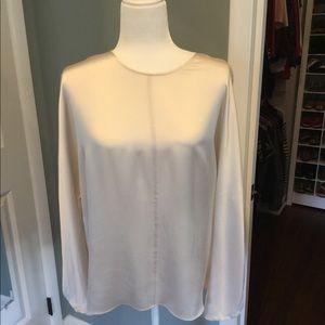 Vince 100% silk blouse